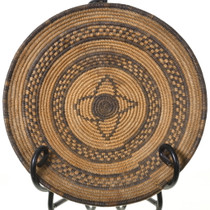 Vintage Apache Indian Basket 30918