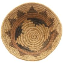 Vintage Navajo Wedding Basket Bowl 30921