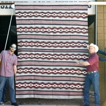 Large Navajo Wool Rug 30923