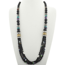 Native American Beaded Necklace 30992