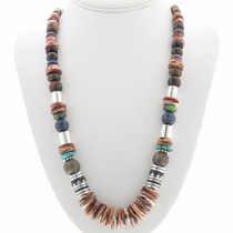 Native American Beaded Necklace 30993