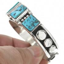 Vintage Turquoise Cuff Bracelet 31000