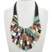 Vintage Native American Necklace 31005
