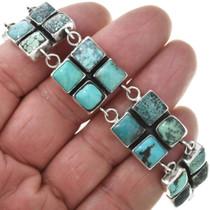 Vintage Turquoise Tennis Bracelet 31047