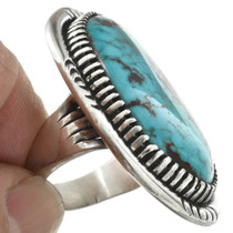 Native American Turquoise Ring 31069