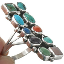 Navajo Turquoise Ring 31075