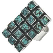 Turquoise Navajo Ring 31084