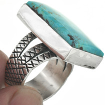 Sterling Silver Southwestern Ring 31085