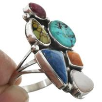 Native American Gemstone Ring 31091