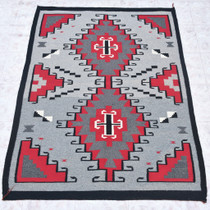 Vintage Navajo Wool Rug 31098
