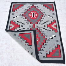 Hand Woven Native American Rug 31098