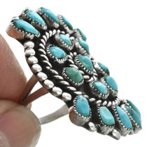 Traditional Native American Ladies Ring 31110