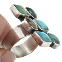 Turquoise Ladies Ring 31119