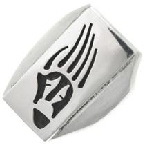 Vintage Hopi Bear Paw Ring 31139