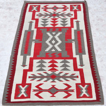 Very Fine Navajo Wool Rug 31178