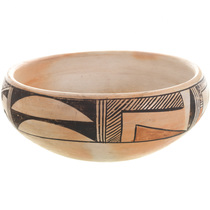 Hopi Pueblo Polychrome Bowl 31184