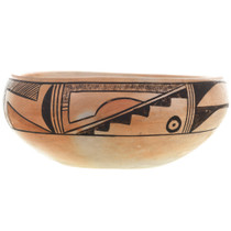 Hand Coiled and Painted Hopi Pottery 31184