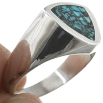 Turquoise Sterling Silver Ring 31208