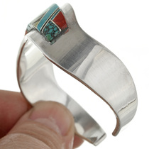 Old Pawn Turquoise Western Bracelet 31246