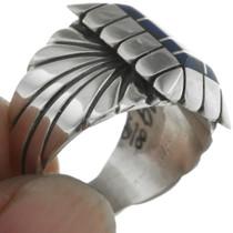 Navajo Made Lapis Lazuli Ring 31294