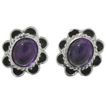 Amethyst Earrings 31328