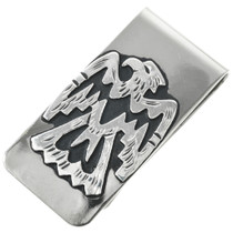 Silver Eagle Money Clip 31332