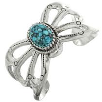 Turquoise Silver Western Bracelet 31373