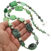 Navajo Beaded Necklace 31395