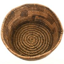 Native American Pima Papago Basket 31425