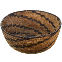 Antique Pima Indian Basket 31426