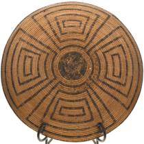 Native American Pima Papago Basket Turn of the Century 31428