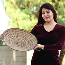 Antique Native American Basket 31428