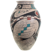 Hand Painted Mata Ortiz Pottery 31512