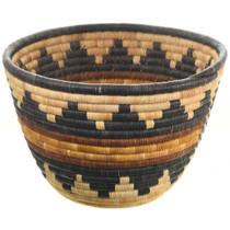 Vintage Hopi Coiled Basket 31439