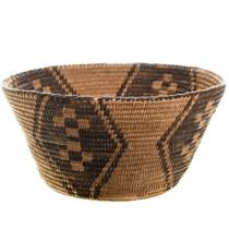 Vintage Pima Indian Basket Bowl 31450