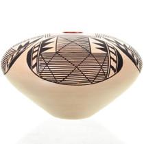 Hand Made Hopi Pottery Migration Pattern 31457