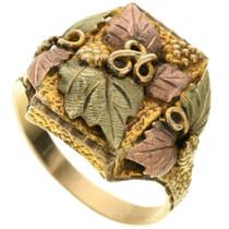 Vintage 18K Gold Ring 31484
