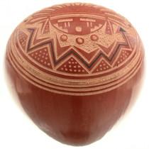 Vintage Jemez Etched Pottery 31486