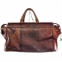 Duane Campbell Leather Bag 31499