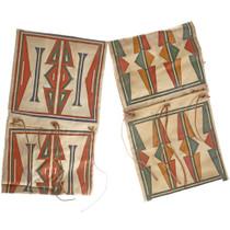 Vintage Indian Parfleche Bag 31600