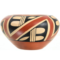 Small Traditional Polychrome Pottery