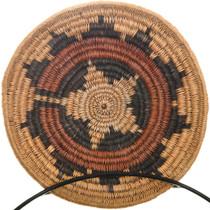 Vintage Navajo Wedding Basket Tray