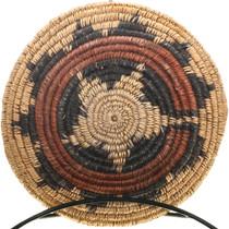 "Wedding Basket Tray 20th Century 11.75"" Wide"