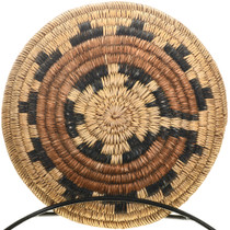 "Navajo Wedding Basket  11.75"" Wide"