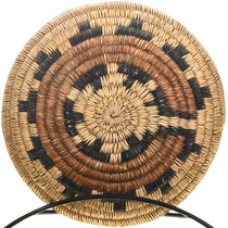 "Navajo Wedding Basket  11.75"" Wide"