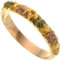 Vintage Black Hills Ladies Ring 31692