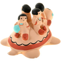 Hopi Storyteller Pottery 31694