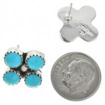 Native American Made Navajo Earrings 31745