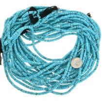 Blue Arizona Turquoise Beads Jewelry Supply 31908