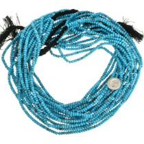 High Grade Turquoise Beads Untreated 31911